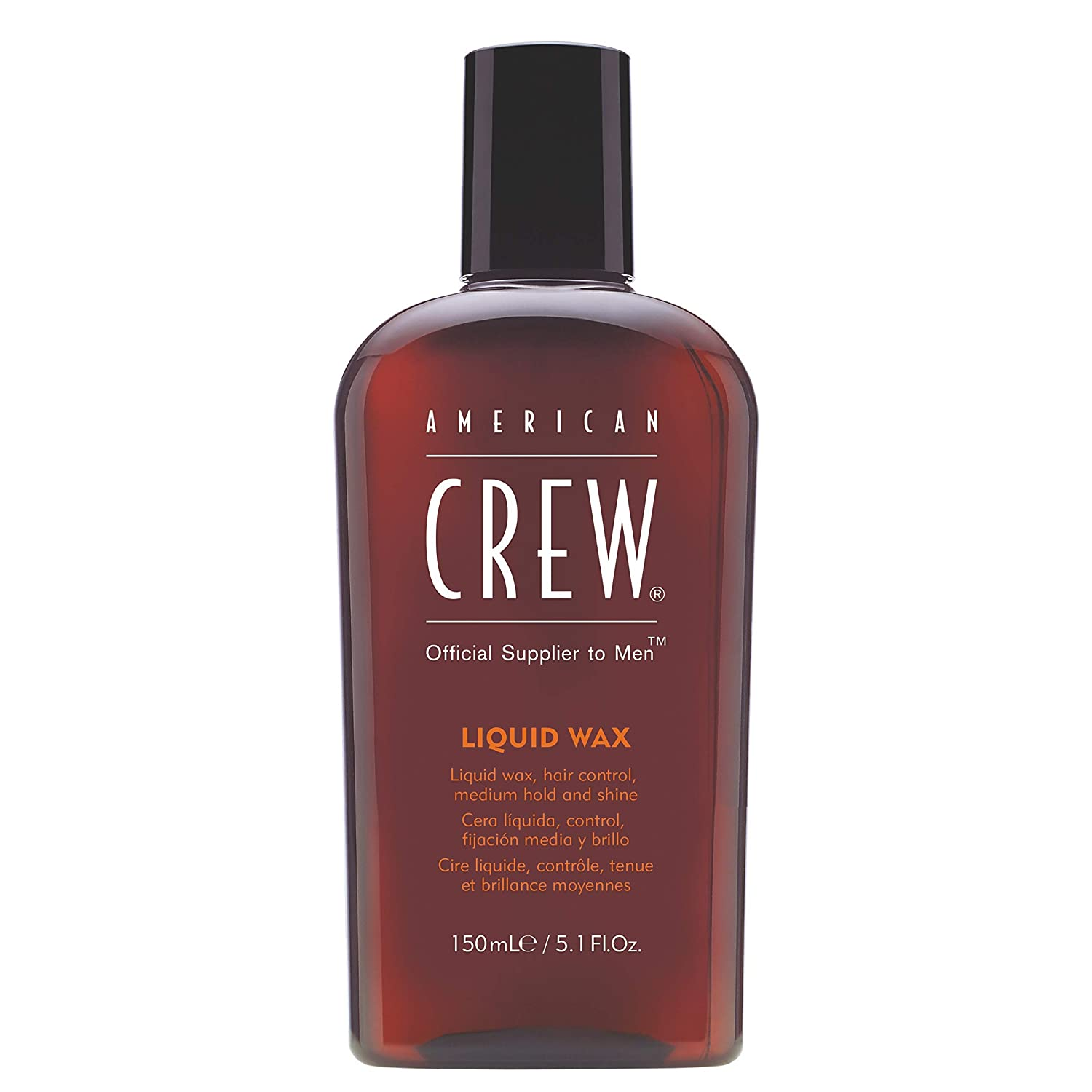 American Crew Cera Liquida (Fijación Media y Brillo Medio) 150 ml