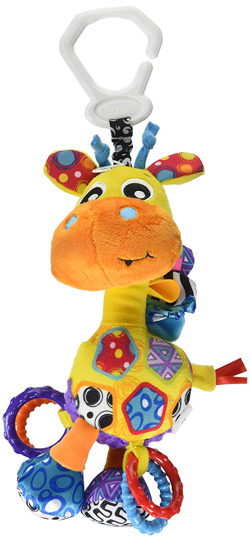 Playgro–Suspension activités Girafe Jerry (0186359)