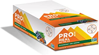 product image for Probar Meal Bar, Superberry & Greens, 12 Count
