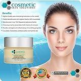 Best Day Moisturizing Crème Advanced Formula + 1.6 fl oz / 50 ml - Lightweight pore-minimizing marine extract blend with Vitamin A, Vitamin E, Cucumber, Chamomile, Aloe, Hyaluronic