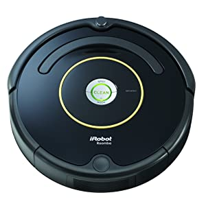 iRobot Roomba 614 Robot Vacuum (Renewed)