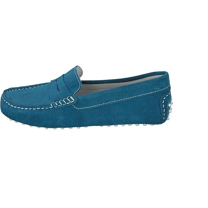 5a93c7c06606 Linea Scarpa Mokassin Cadiz Summer Damen Leder  Amazon.de  Schuhe    Handtaschen