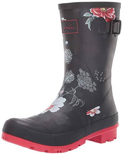 be097a66ccd Joules Mollywelly Colour  Black Floral