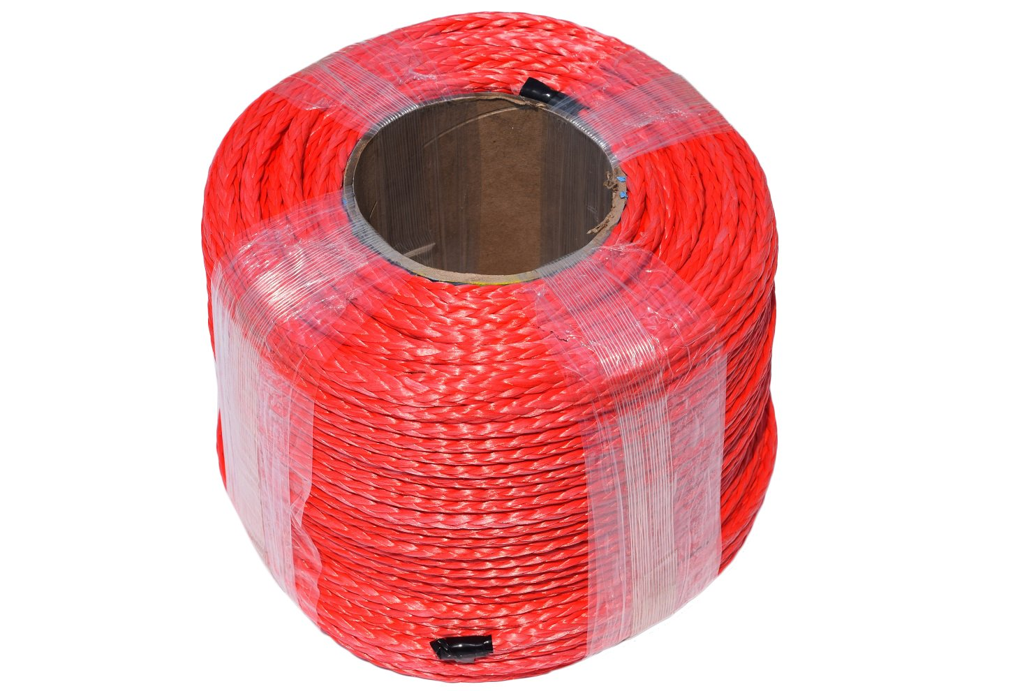 5/mm /× 100/m C/âble synth/étique Tow Rope Car Rouge Synthetic Rope for car vehicle 3//16/ATV Winch Line