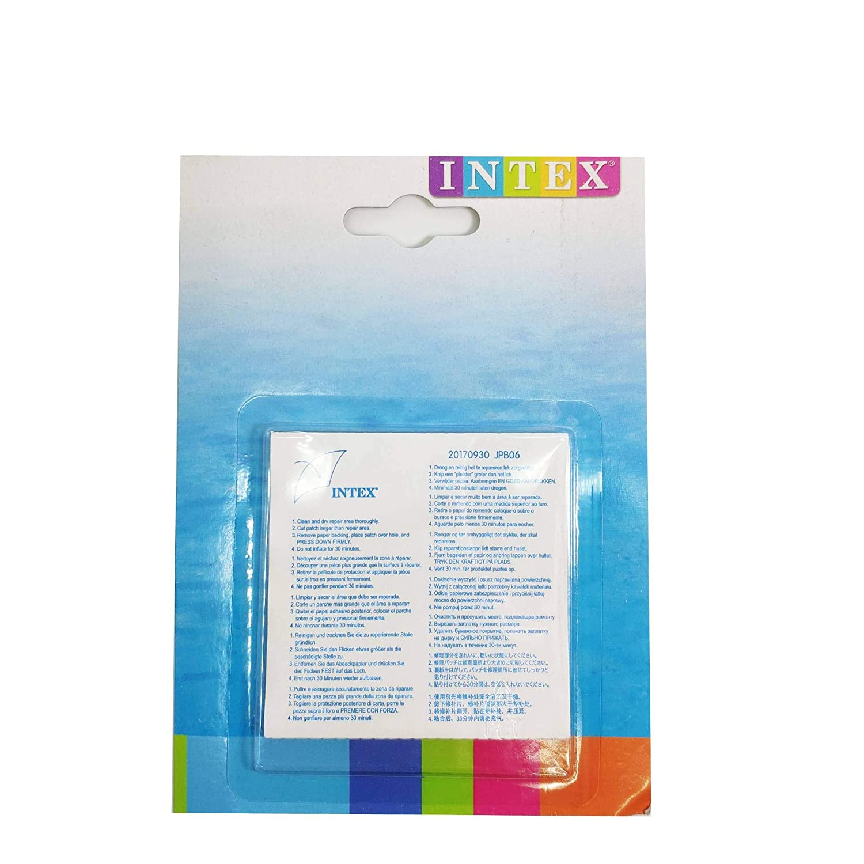 SUKRAGRAHA 7cm Wet Vinyl Inflatable Aid Kit Tear Repair Patch 6pc