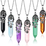 5 Pieces Vintage Hollow leaf Pendants Paved Rhinestone Crystal stone for DIY Necklace jewelry findings Boho charm Gift PD837