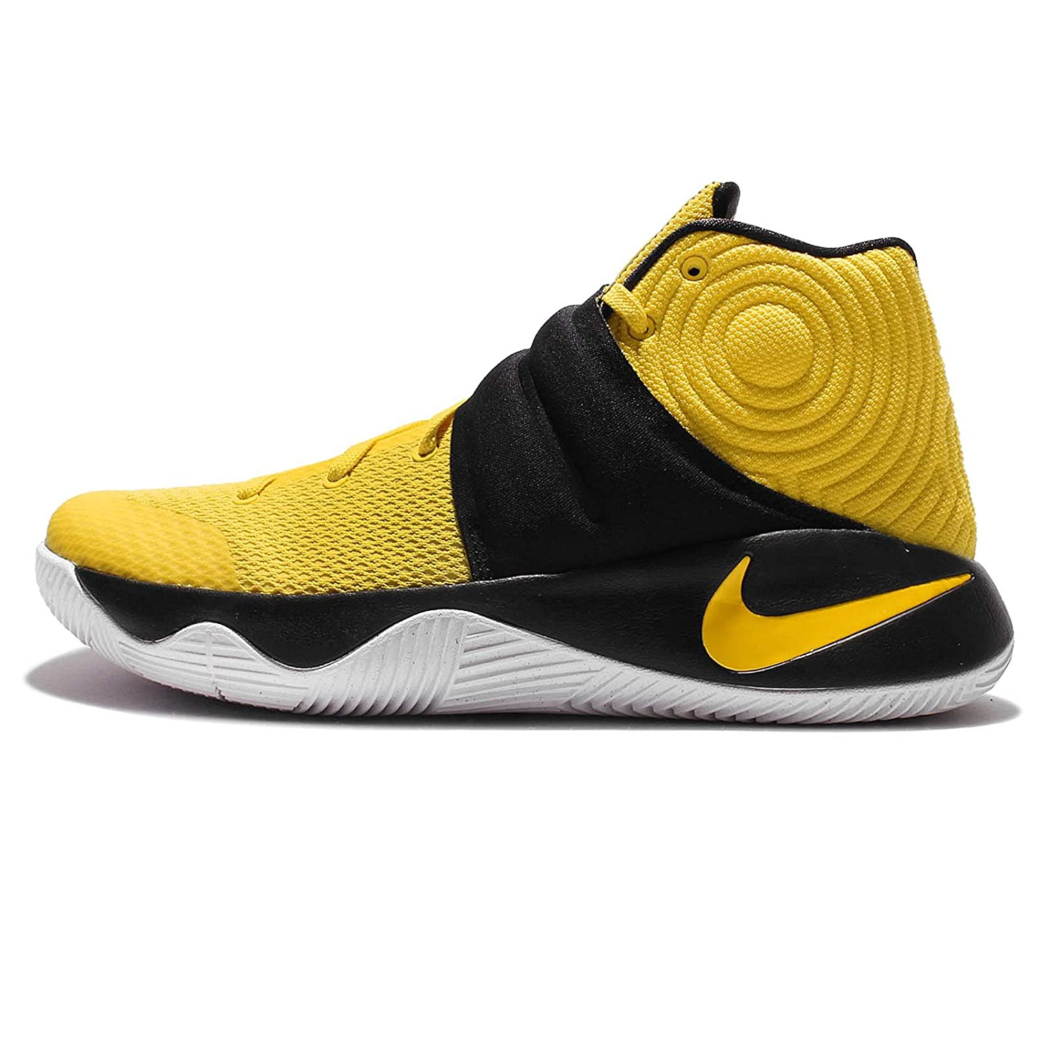 new styles 2fe6a aad73 Amazon.com   Nike Kyrie 2 (Tour Yellow Black-White 11)   Fashion Sneakers