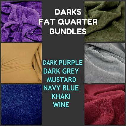 QUALITY Anti Pil Polar Fleece Fabric Material MUSTARD