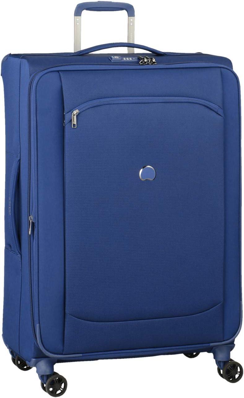 Delsey Paris Montmartre Air 2.0 Maleta 77 Centimeters 108 Azul (Blue)