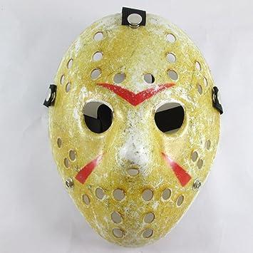 OMO, viernes la 13th parte 3 Jason vs. Freddy Máscara de Hockey Horror máscara