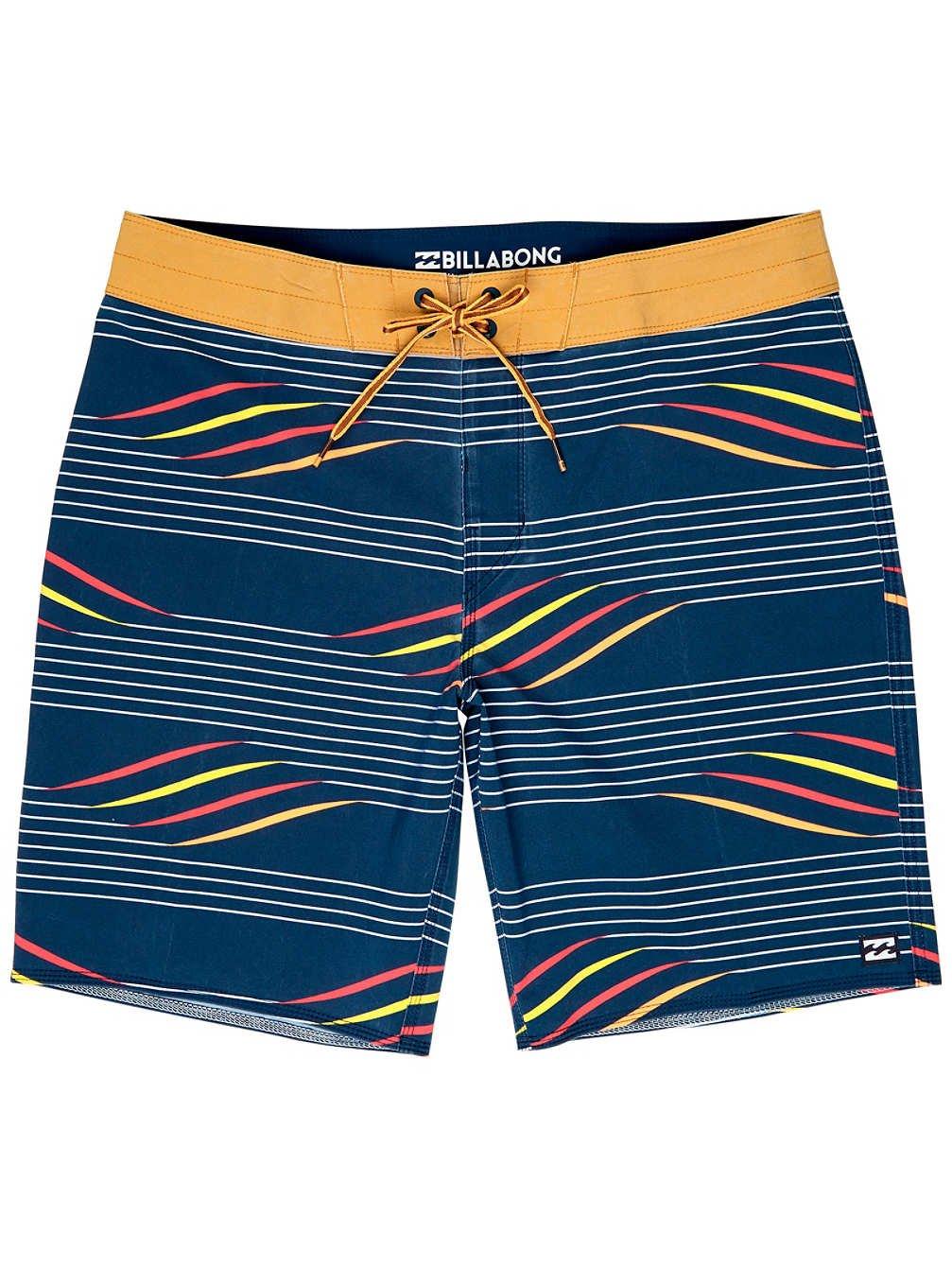 Billabong Herren Boardshorts Sundays X Stripe 18 Boardshorts