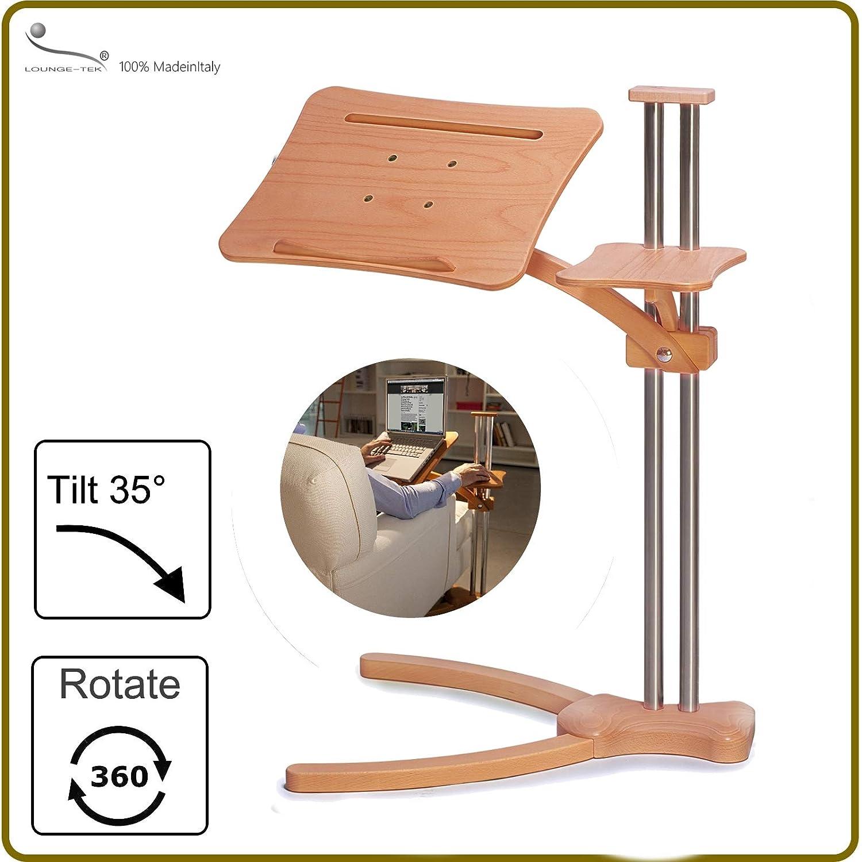 Lounge-Wood Hot - laptoptisch Lounge-tek 100% Made in Italy LW120