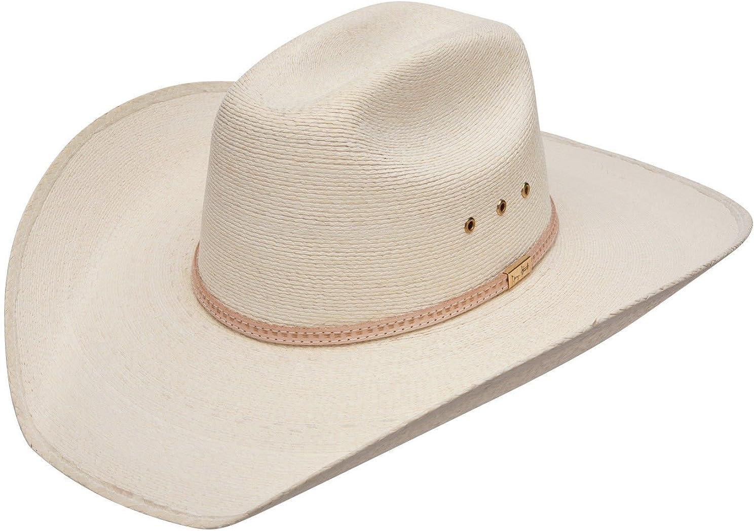 Resistol Centerline Straw Cowboy Hat George Strait Collection RSCTRL-8040