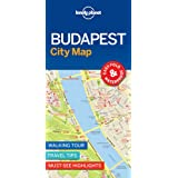 Lonely Planet Budapest City Map (Lonely Planet City Map)