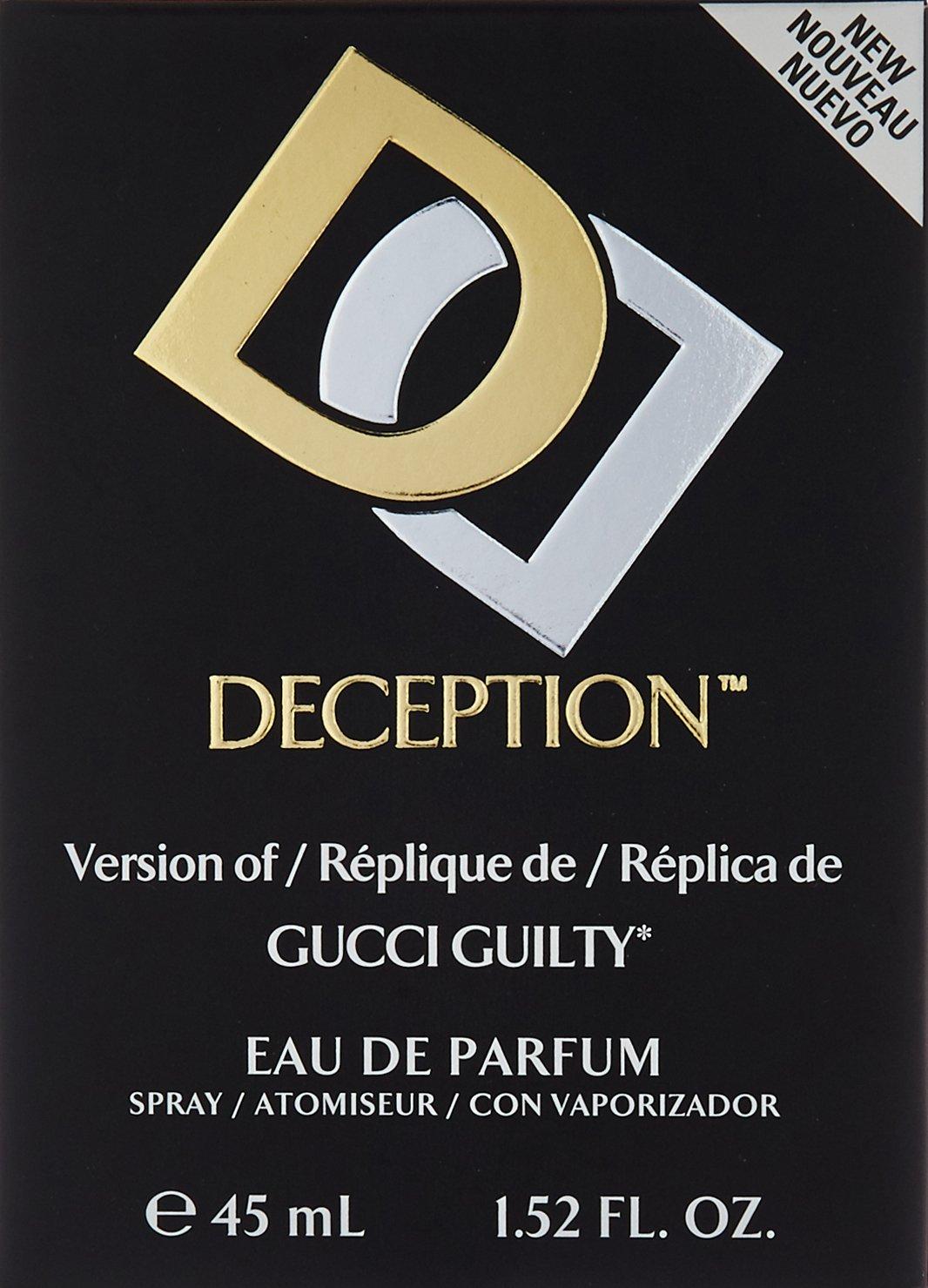 Amazoncom Parfums Belcam Deception Version Of Gucci Guilty Eau De