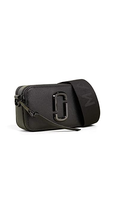 1230984f66bf Amazon.com  Marc Jacobs Women s Snapshot DTM Camera Bag