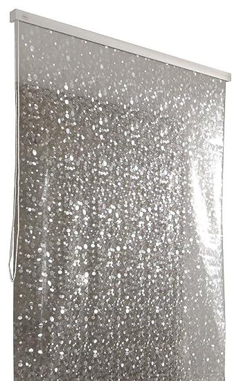 Kleine Wolke 3321213747 Duschrollo Fur Leerkassette 128 X 240 Cm Perlmutt
