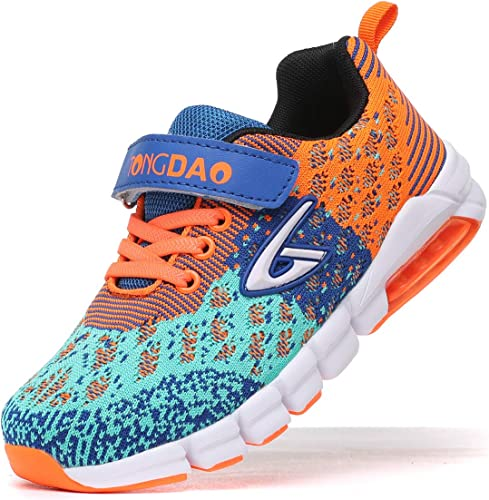 Little//Big Kids Boys Fashion Sneakers Sports Running Shoes Casual Walking Shoes
