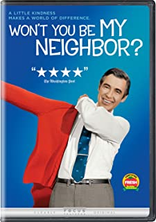 Book Cover: Won't You Be My Neighbor?