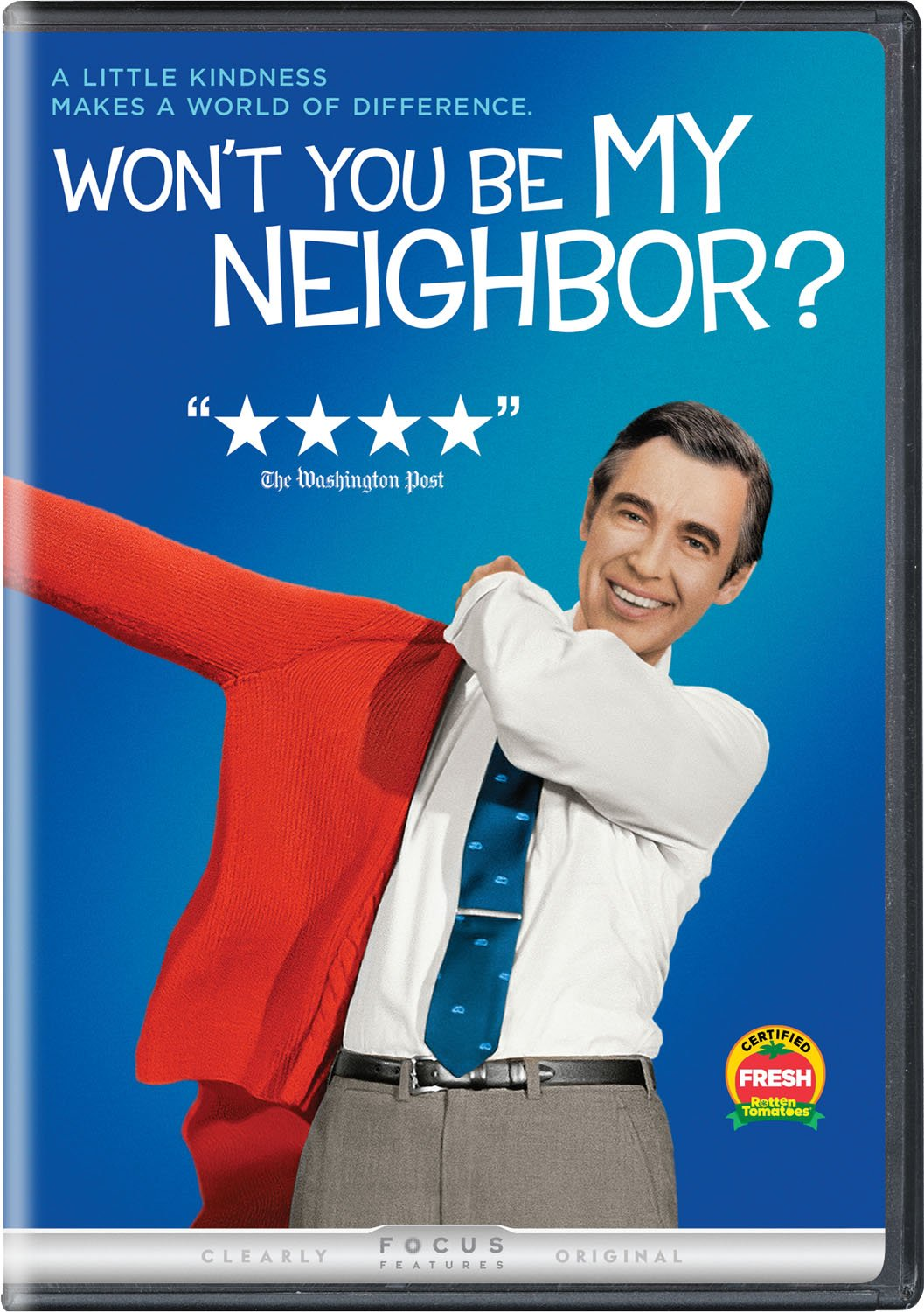movie cover for won't you be my neighbor