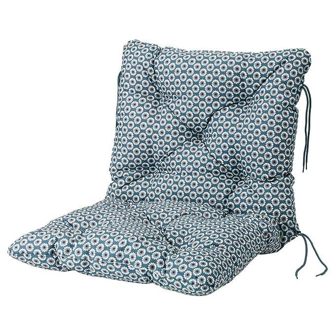 IKEA ASIA YTTERON - Cojín para Asiento Trasero, Color Azul ...