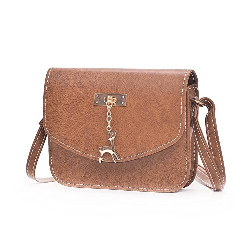 b4aa24cb29935f Longzjhd Damen Mode Handtasche Schultertasche Beiläufig Tote Umhängetasche  Tasche aus Tasche Arbeiten Umhängetasche Modern PU Messenger
