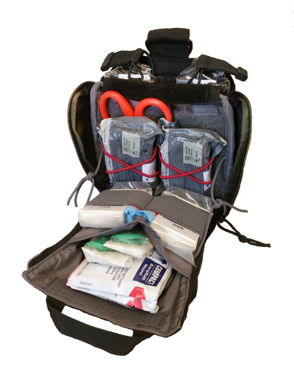 5.11 UCR THIGH RIG TACTICAL MEDICAL KIT by Rescue Essentials