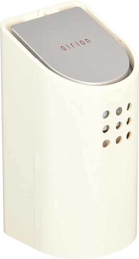 小型消臭器エアリオン・スリム デオドライザー(追記)
