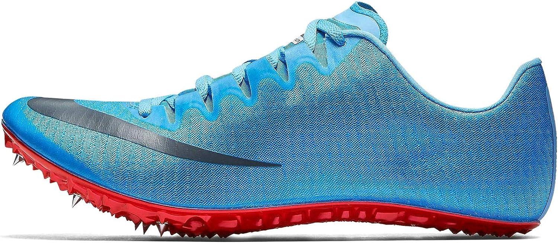 Nike Zoom Superfly Elite, Zapatillas de Running Unisex Adulto, Azul (Football Blue/Blue Fox-Bright Crimson 446), 42.5 EU: Amazon.es: Zapatos y complementos