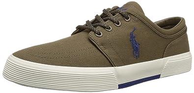 Polo Ralph Sneakers Basses Lauren FaxonLaurenAmazon ZkPXiu