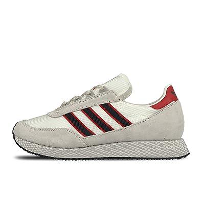 release date: 19541 ea117 adidas Men Glenbuck SPZL Beige Clear Brown Off White Clear Granite Size 8.0  US