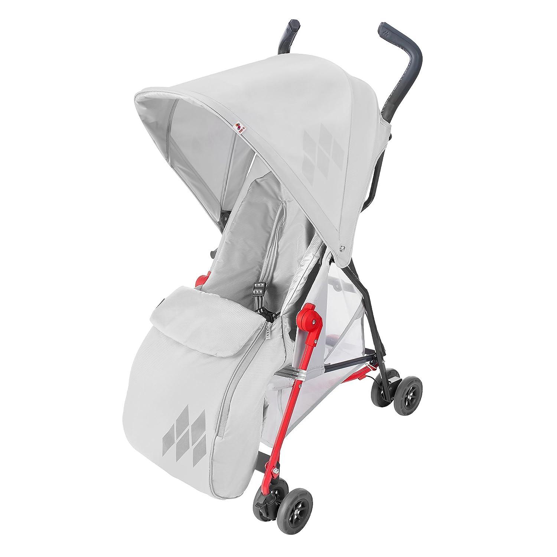 Amazon.com: Maclaren – Saco Mark II, Negro: Baby