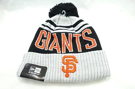 Amazon.com   New Era San Francisco Giants Winter Blaze Beanie ... 1c83047f2b0