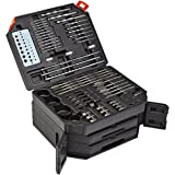 Portamate PM-1350 300 Piece Drill/Driver Bit Set with Storage Case