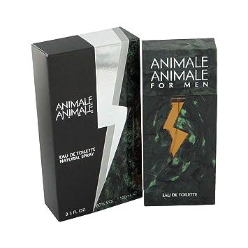 f6717f833b Amazon.com   Animale Animale By Animale Parfums For Men. Eau De Toilette  Spray 3.4 Ounces   Beauty