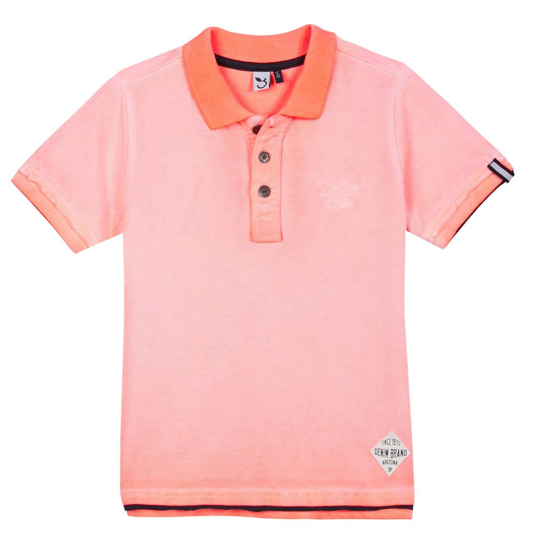 3 Pommes Boy's Polo Shirt 3 Pommes Boy' s Polo Shirt 3L11035