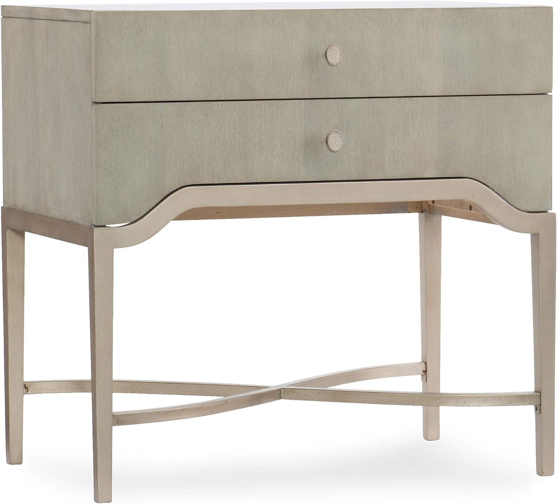 Hooker Furniture Elixir Two-Drawer Nightstand