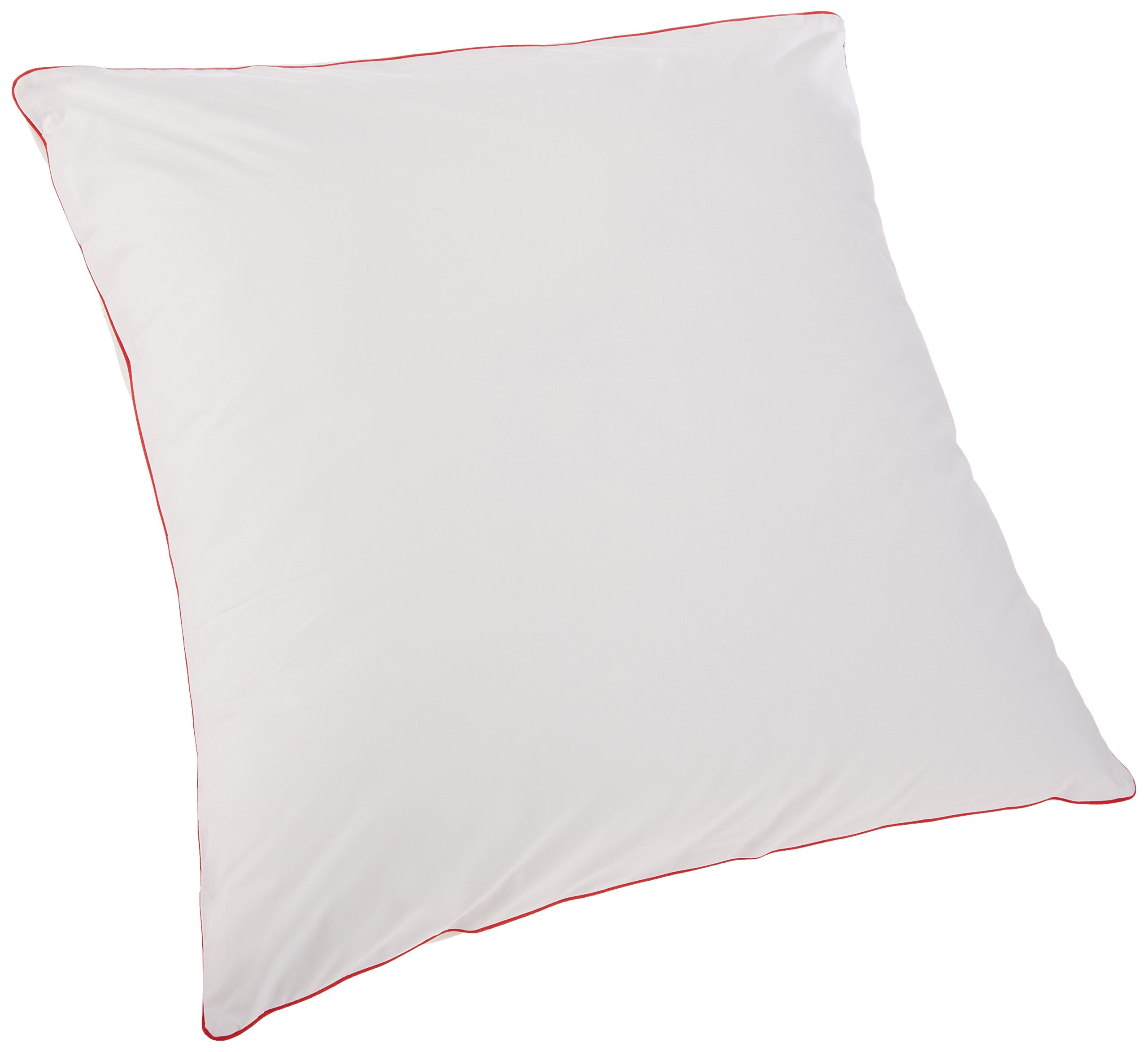 Calvin Klein Home Series 01, Euro Sham, Red