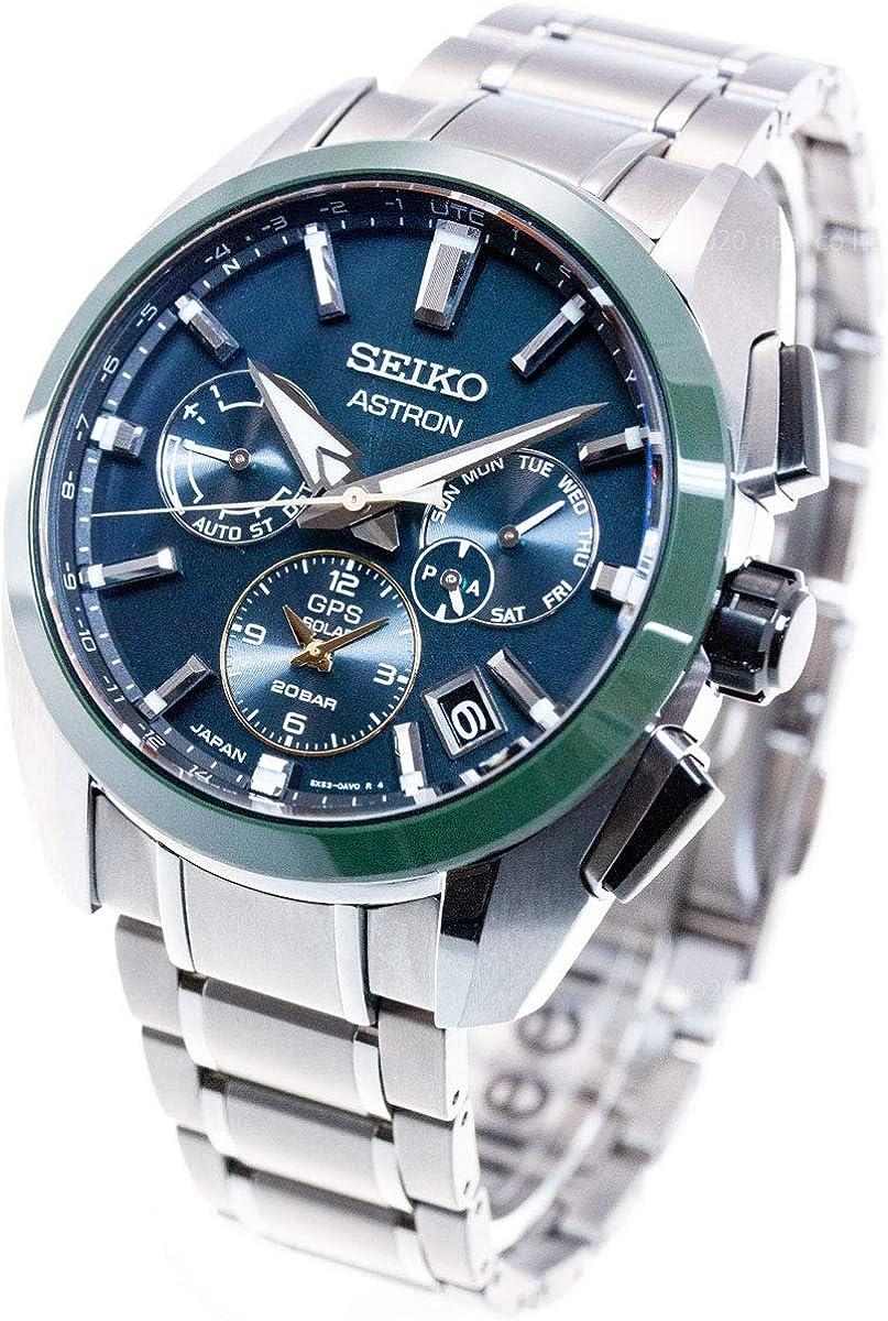 [セイコー]SEIKO アストロン ASTRON GPSソーラーウオッチ ソーラーGPS衛星電波時計 時の記念日制定100周年記念限定 コアショップ限定モデル 腕時計 メンズ SBXC071