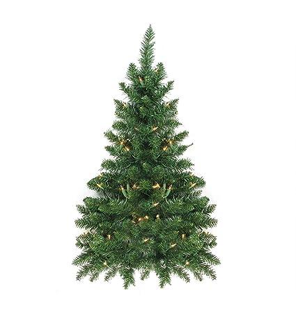 Northlight 3 Pre Lit Buffalo Fir Artificial Christmas Wall Or Door Tree Clear Dura Lights