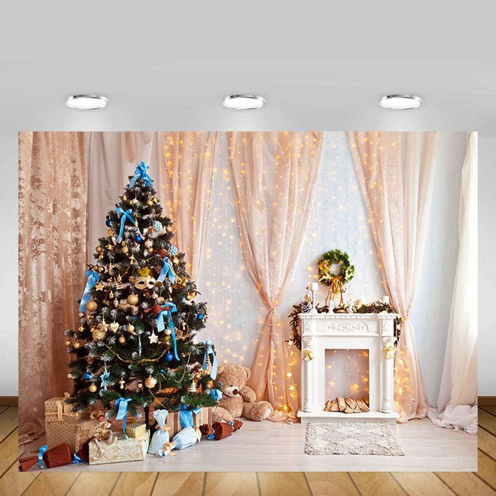 MEHOFOTO color blanco dise/ño de copo de nieve 1,5 m x 2,2 m Fondo para estudio de fotograf/ía de nieve color blanco