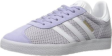 adidas gazelle femme violet