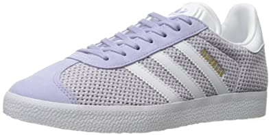 buy popular 2848c cecc4 adidas Originals Women s Shoes   Gazelle Fashion Sneakers, White Easy  Green, ((