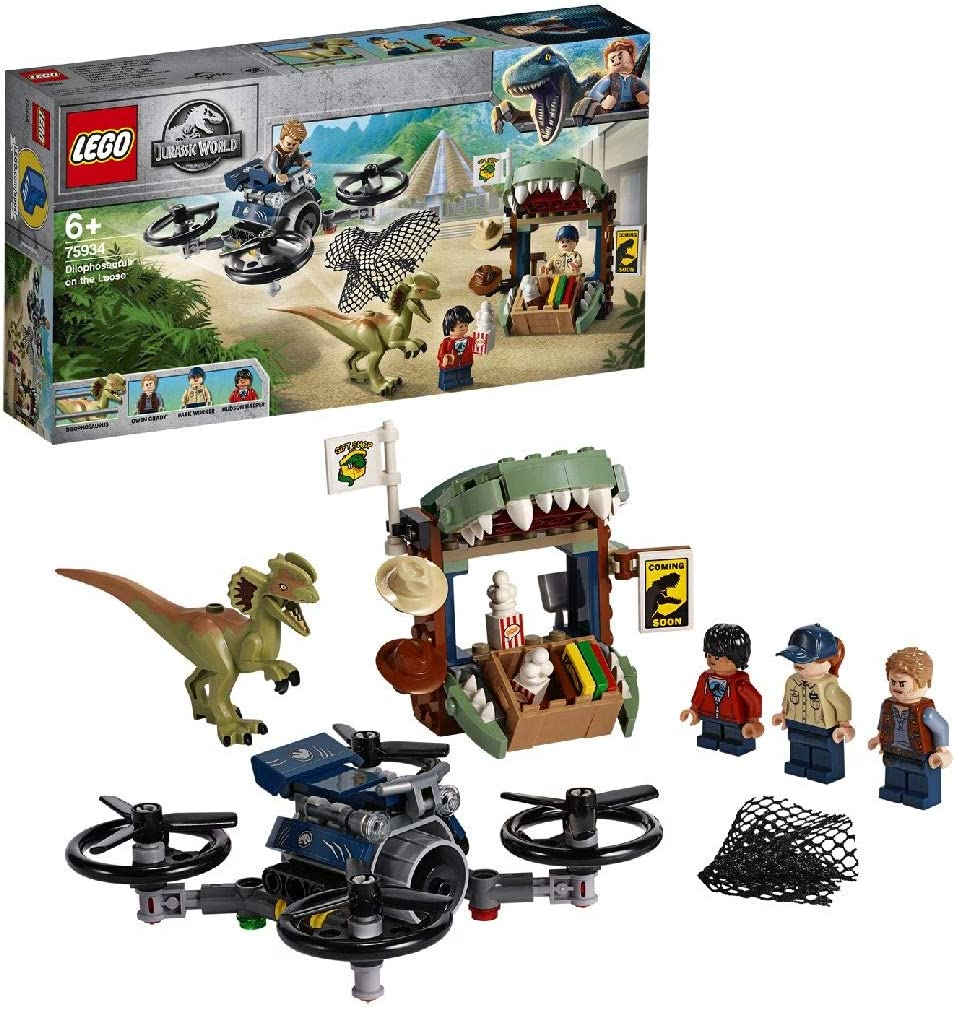 LEGO CONF. Dino 1