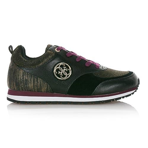 Guess Sport Donna Mujer Zapatillas Deportivas para Mujer: Amazon.es: Zapatos y complementos
