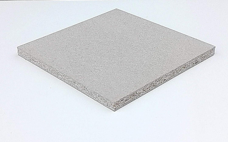 Sonderma/ße auf Anfrage. 19mm starke Spanlatten Rohspanplatten Holzplatten Abdeckplatten 10x10cm.