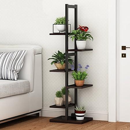 flower racks plant shelf wooden plant display stand metal garden rh amazon co uk Amazon Shoe Rack Amazon Shoe Rack