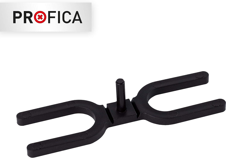 Profica/® Abstandshalter 200 St/ück, 4 mm Distanzhalter f/ür Terrassendielen 4mm