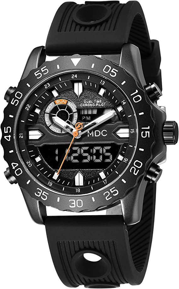 Big Face Military Tactical Watch for Men
