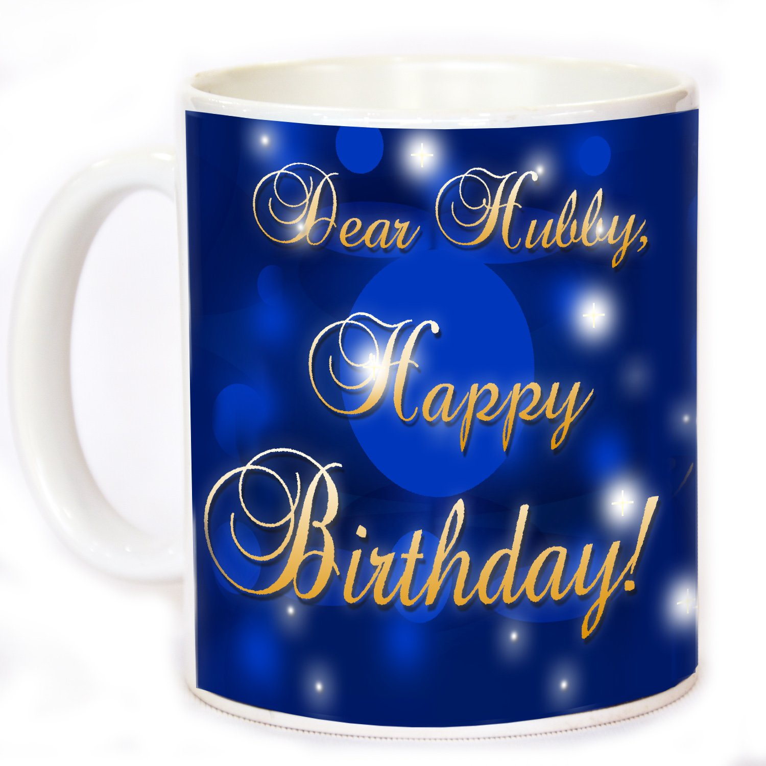 Tohfah4u Happy Birthday Gift Set for Husband 1 Mug 1 Ganesha